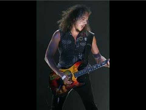 Kirk Hammett Metallica Solo Medley - Part 1