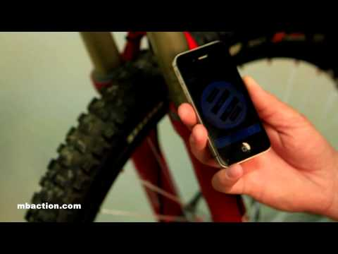 Mountain Bike Action Tech Minute-Smartphone Angle Finder