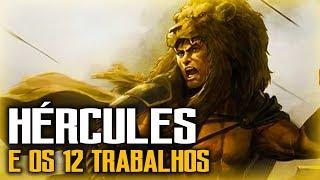 Os doze trabalhos de Hércules (Héracles) - MITOLOGIA GREGA