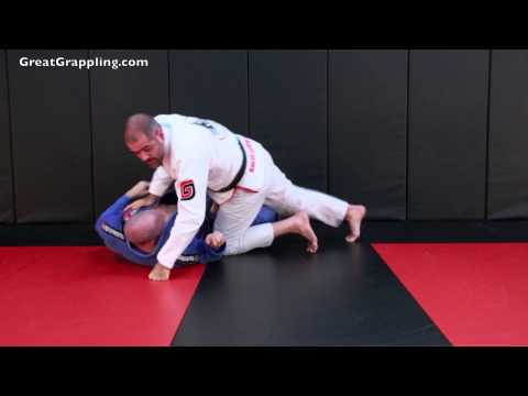Half Guard Submission Guillotine Choke Image 1
