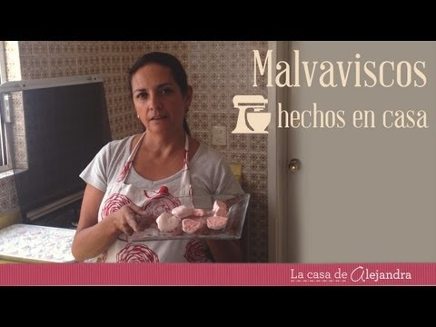 Cómo hacer malvaviscos en casa - How to make homemade marshmallows