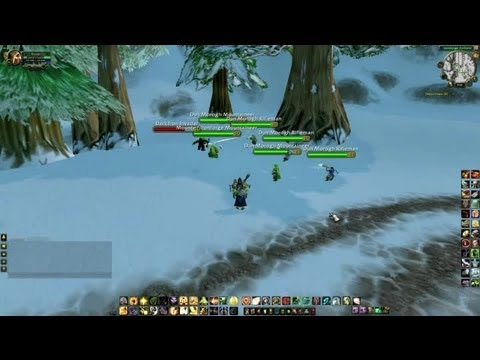 Health Bars Wow a Floating Health Bar Over