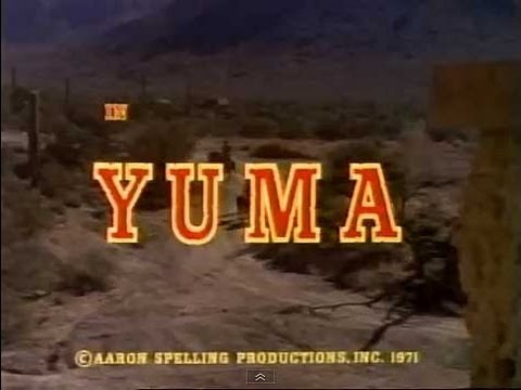 Yuma - Western Full Movie starring Clint Walker