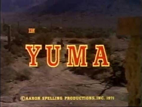 Yuma - Western Full Movie starring Clint Walker