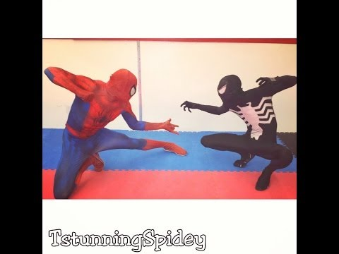 The Stunning Spider-Man vs Venom (The Final Showdo