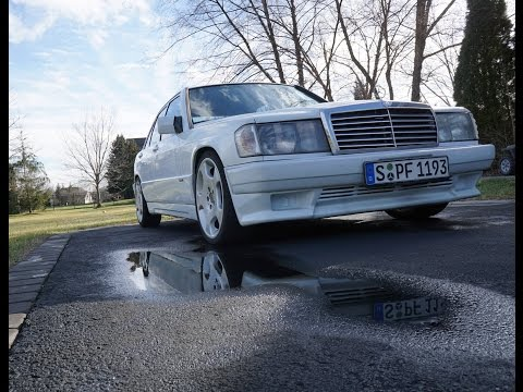 Mercedes 190e Brabus with AMG 3.6 Swap (#47)
