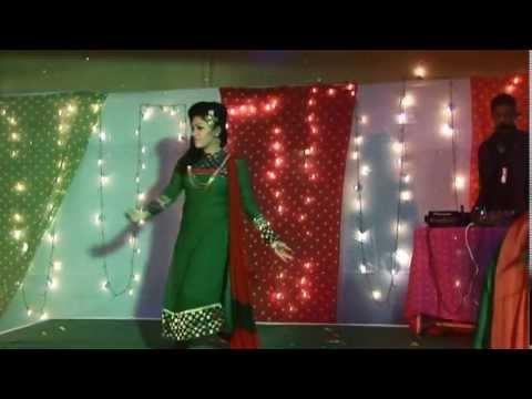 Rana Rashmi Holud Dance Program