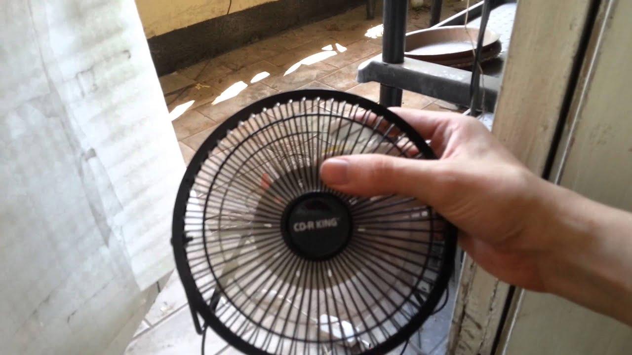 Solar Powered Fan Lights Phone In Manila Youtube