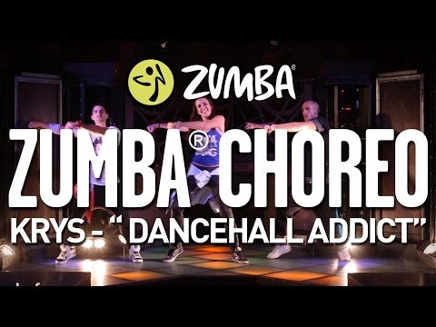 Krys - dancehall Addict   Zumba® Choreo By Alix, Pierre & Adrien video