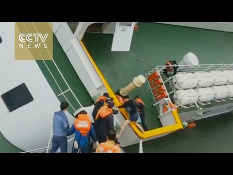 Sewol ferry captain sentenced to 36 years in prison