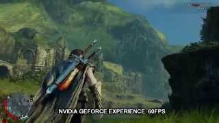 60 FPS Shadow of Mordor - Fraps & NVIDIA GeForce Experience