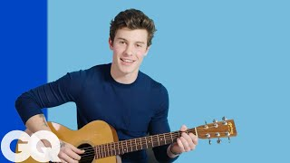 Download Lagu 10 Things Shawn Mendes Can't Live Without | GQ Gratis STAFABAND