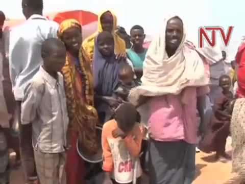 UNFPA  in Somali food aid push
