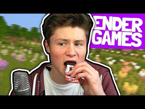 MIT KINDER PINGUI VERLIERT MAN!! :(  | Minecraft Ender Games