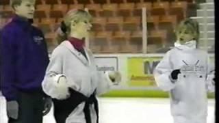 1994-1995  Stars on Ice Sandra Bezic Profile
