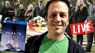 A ESPERANÇA ACABOU! Phil Spencer DESTRUIU o Xbox nessa E3! - Feat. Sonystas do Mal