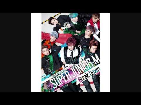 Break Down [Full Album] SUPER JUNIOR-M