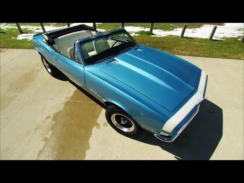 '67 Camaro Rises From The Rust