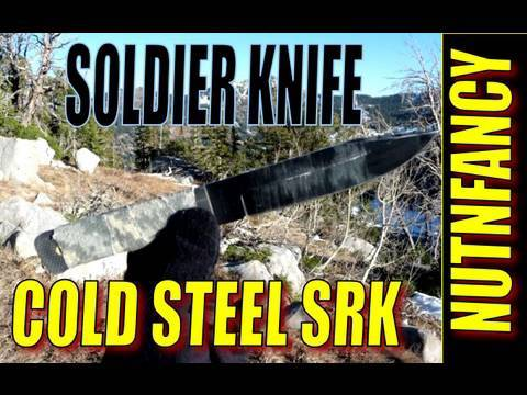 Cold Steel SRK: Soldier Ready by Nutnfancy