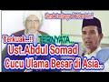 Ustadz Abdul Somad Ternyata Cucu Ulama Kharismatik di Asia, Simak Ceritanya Di Video Ini..!!
