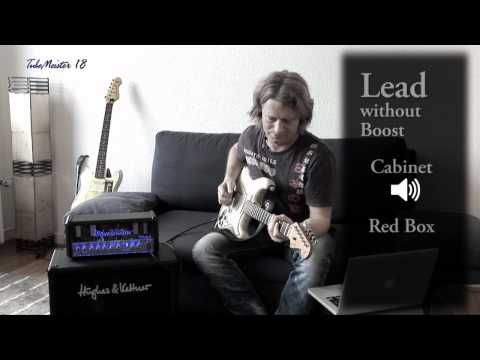 TubeMeister 18 demo by Thomas Blug | Hughes&Kettner