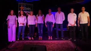 Starfish Adult Vocal Group Performs  One Call Away