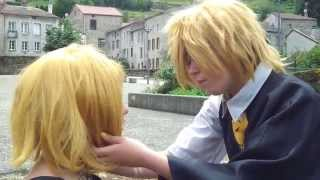 Daughter Amp Servant Of Evil Compilation  Rin Amp Len Kagamine Live Action Aquateamcosplay