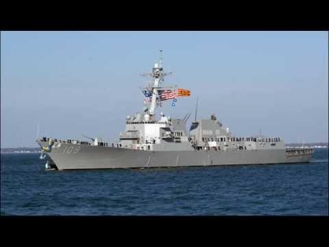 US Navy Guided-Missile Destroyer Enters Black Sea