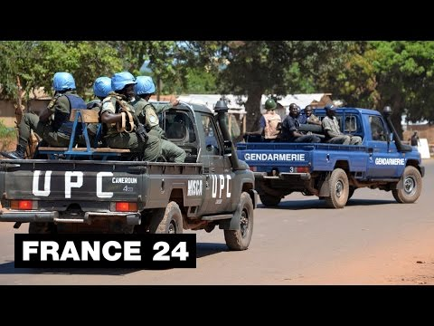 #BREAKING - UN employee kidnapped in capital of Central African Republic