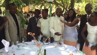 Haiti - Wedding Family Photos