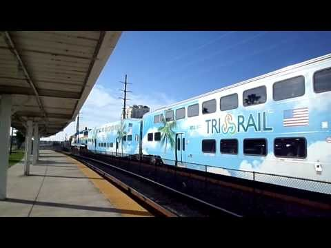 Copy of West Palm Beach Tri-Rail Station - 1/12/2014 - Part 3.