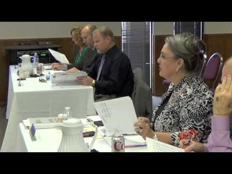 6-12-14 Weatherford College Board of Trustees Meeting