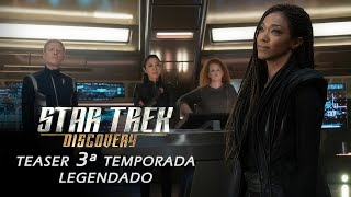Star Trek: Discovery • Trailer 3ª Temporada (legendado)