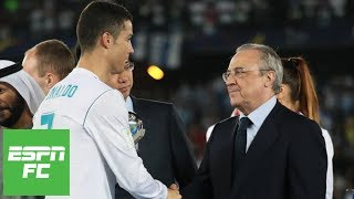 Cristiano Ronaldo has