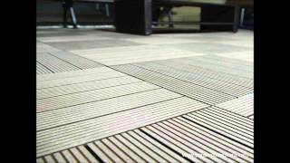 Pimawood Naturdeck Sett - Outdoor Flooring