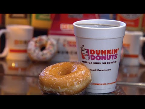 Dunkin' Donuts opens first shop in California