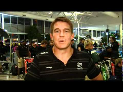 John Smit previews the Crusaders vs Sharks clash
