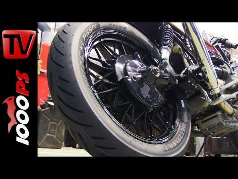 Metzeler Sportec Klassik | Reifen für Classic und Vintage Bikes