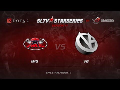 IMG -vs- VG, SLTV China Season 11 China, Day 2