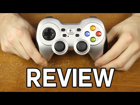 Logitech Wireless Gamepad F710 Review