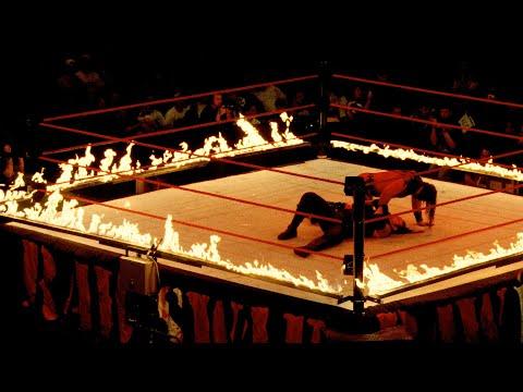 The Undertaker vs. Kane - Inferno Match: Raw, February 22, 1999 thumbnail
