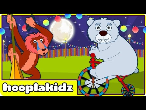 Funny Animals Cartoons Compilation | Top Funny Animals Rhymes For Kids, Babies & Toddlers video