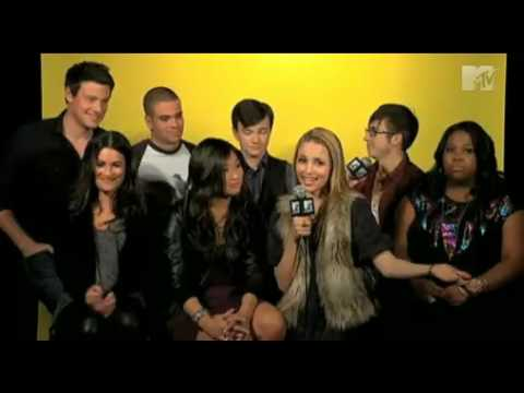 The 'glee' Cast Shares Their Obsessions video