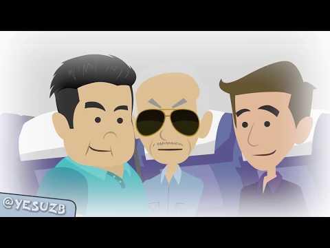 Tanaffus - kattalar uchun multfilm - uddaburon taksistlar aeroportda