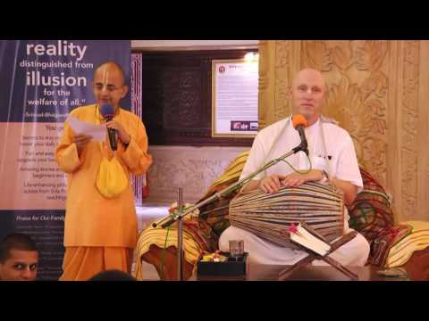 Vaisesika Prabhu Pune Visit 7th Oct 2016 Srimad Bhagavatam 7.9.43
