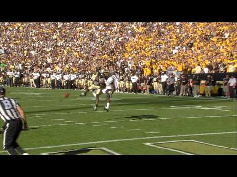 Cal Football: Steve Williams - CB Ultimate Highlight
