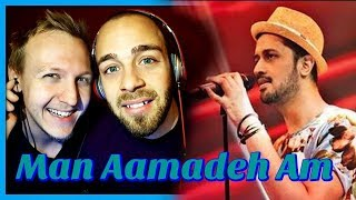 Download Gul Panrra & Atif Aslam, Man Aamadeh Am, Coke Studio, Season 8, Episode 3 | Reaction by RnJ 3Gp Mp4