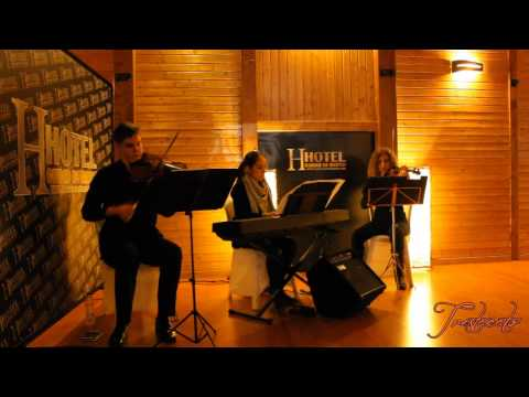 Trestacato Trío - La Vida Es Bella (Nicola Piovani - Violín, Viola, Piano)