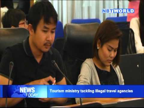 Tourism ministry tackling illegal travel agencies