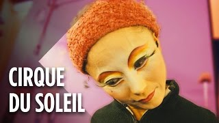Behind The Scenes With Cirque du Soleil